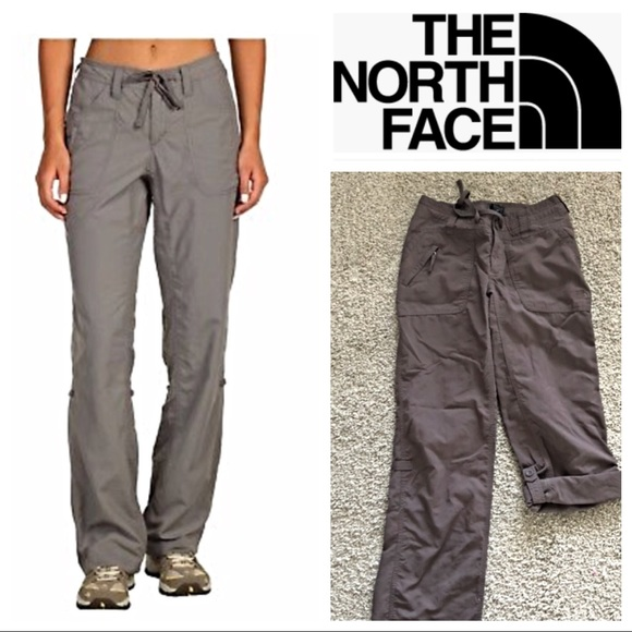 ea546a579 North Face Horizon Tempest Roll Up Hiking Pants